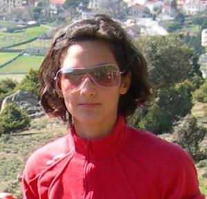 Loreto Criado, bronce Cto. España de Orientación 2010