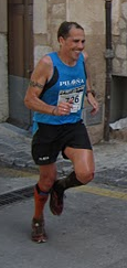 Jorge en la Cursa Vall de Sòller 2010