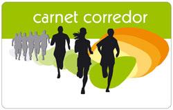 Carnet Corredor 2010