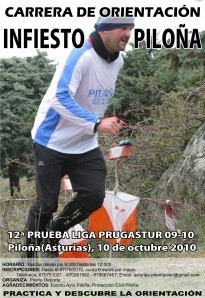Carrera de Orientación Infiesto - Piloña 2010