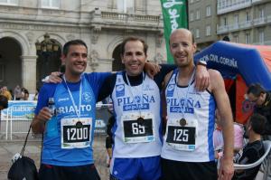 Maratón Coruña 2012