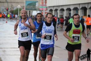 Maratón A Coruña 2012
