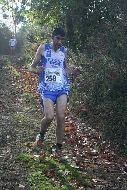 LUIS PÉREZ. (Foto de Correr Asturias).