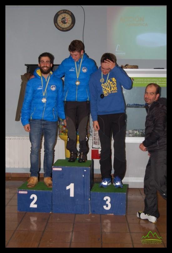 Carlos (1) Manuel (3). (Foto del Organizador).