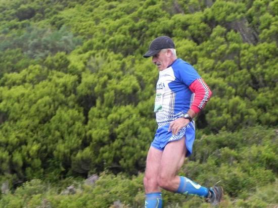 José Luis, vencedor Veterano B en los 10 kilómetros. (MV Foto).