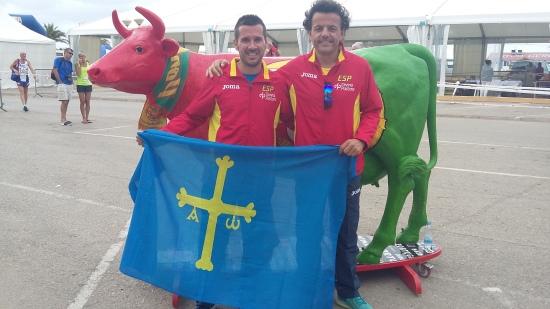 Lolo y Juan Carlos