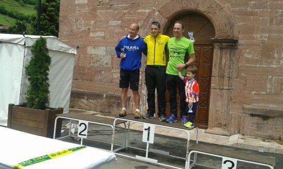 Vicente, Juan Carlos y Gonzalo