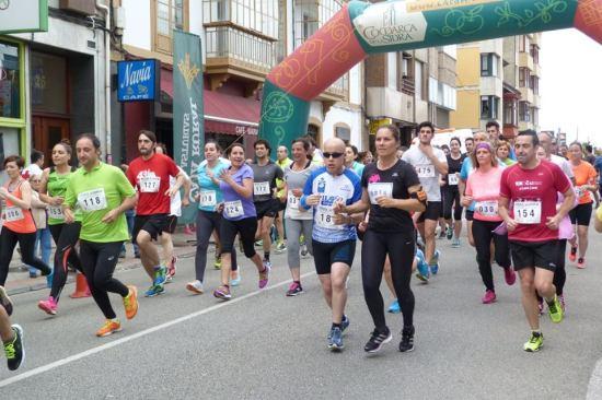 Juanín y su guía. (Foto de la organización).