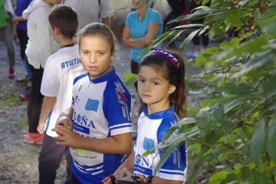Beatriz y Marta. (Foto Cristina, Nordeste Orientación)
